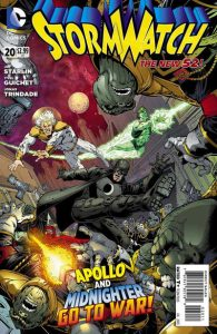 Stormwatch #20 (2013)