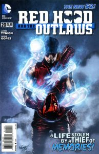 Red Hood and the Outlaws #20 (2013)