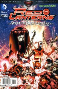 Red Lanterns #20 (2013)