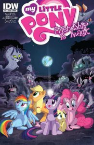 My Little Pony: Friendship Is Magic #7 (2013)