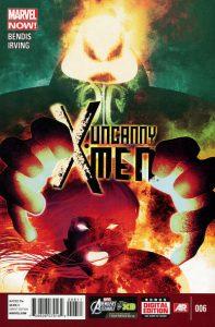 Uncanny X-Men #6 (2013)