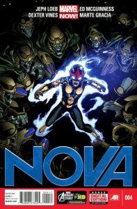 Nova #4 (2013)