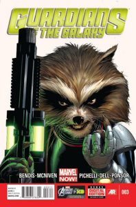 Guardians of the Galaxy #3 (2013)