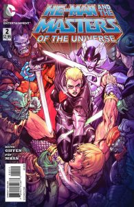 He-Man and the Masters of the Universe #2 (2013)