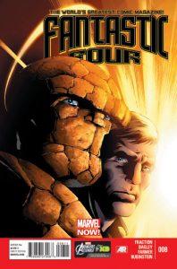 Fantastic Four #8 (2013)