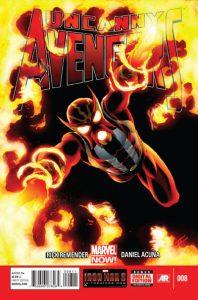 Uncanny Avengers #8 (2013)