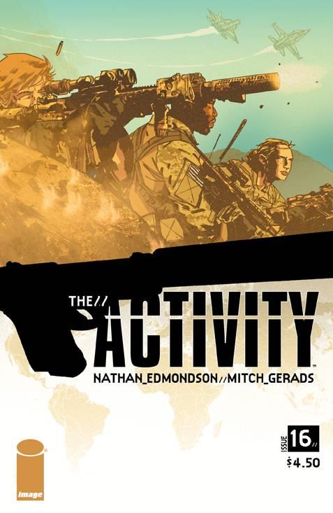 The Activity #16 (2013)