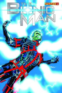 Bionic Man #21 (2013)
