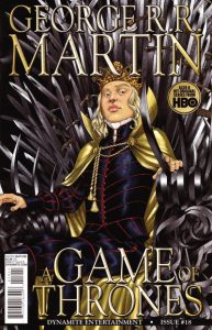 George R. R. Martin's A Game of Thrones #18 (2013)