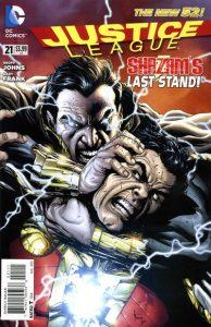 Justice League #21 (2013)