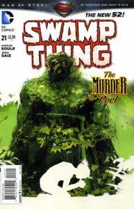 Swamp Thing #21 (2013)