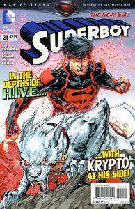 Superboy #21 (2013)