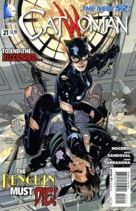 Catwoman #21 (2013)