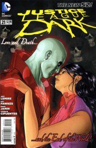 Justice League Dark #21 (2013)