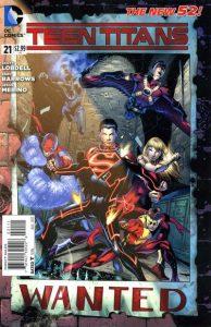 Teen Titans #21 (2013)