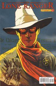 The Lone Ranger #18 (2013)