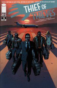 Thief of Thieves #15 (2013)