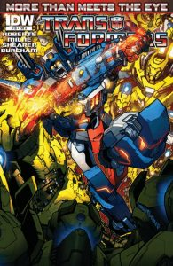 The Transformers: More Than Meets the Eye #18 (2013)