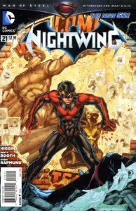 Nightwing #21 (2013)