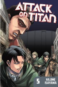 Attack on Titan #5 (2013)