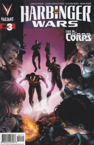 Harbinger Wars #3 (2013)