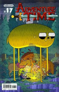 Adventure Time #17 (2013)