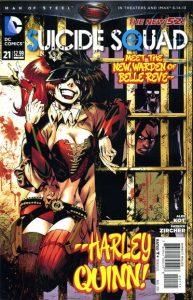 Suicide Squad #21 (2013)