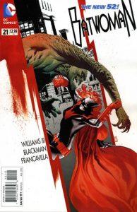 Batwoman #21 (2013)