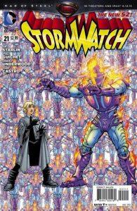 Stormwatch #21 (2013)