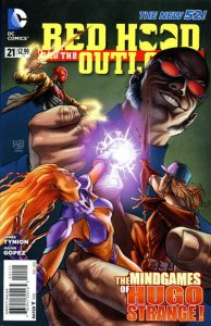 Red Hood and the Outlaws #21 (2013)