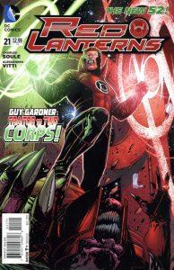 Red Lanterns #21 (2013)