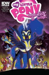 My Little Pony: Friendship Is Magic #8 (2013)