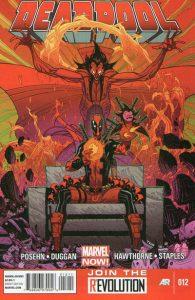 Deadpool #12 (2013)