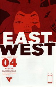 East of West #4 (2013)