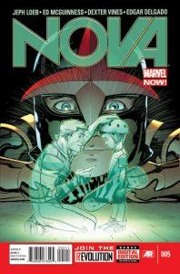 Nova #5 (2013)