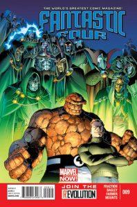 Fantastic Four #9 (2013)