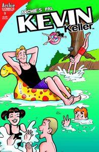 Kevin Keller #9 (2013)