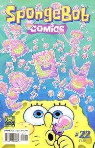 SpongeBob Comics #22 (2013)
