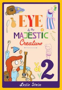 Eye of the Majestic Creature #2 (2013)