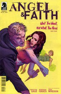 Angel & Faith #24 (2013)