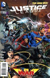 Justice League #22 (2013)
