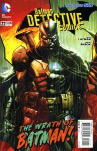 Detective Comics #22 (2013)