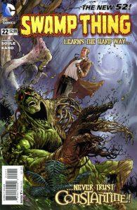 Swamp Thing #22 (2013)