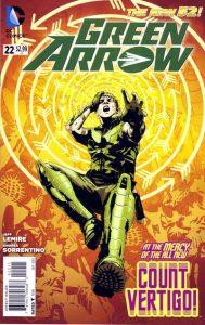 Green Arrow #22 (2013)