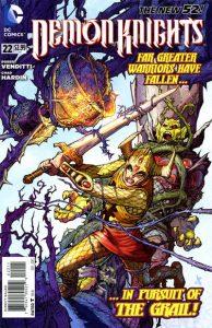 Demon Knights #22 (2013)