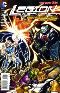 Legion of Super-Heroes #22 (2013)