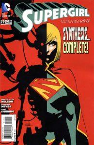 Supergirl #22 (2013)