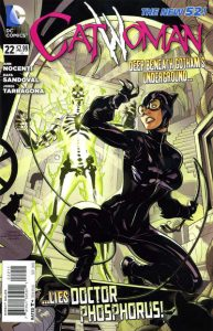 Catwoman #22 (2013)
