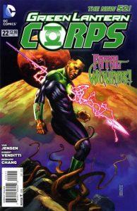 Green Lantern Corps #22 (2013)