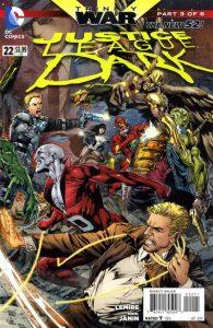 Justice League Dark #22 (2013)